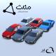 بسته مدل سه بعدی 6 خودرو ایرانی